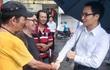 Phó thủ tướng Vũ Đức Đam bất ngờ thị sát Hãng phim truyện Việt Nam