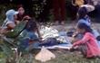 Công an vây bắt nghi can vụ bé gái lõa thể tử vong trong bụi cây