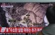 """Bãi thử hạt nhân của Triều Tiên bị """"hội chứng núi mệt mỏi""""?"""