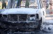 Vụ GĐ tử vong do bị đốt xe: Khôi phục 70 tin nhắn, cuộc gọi từ chiếc điện thoại cháy đen
