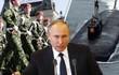 Tổng thống Putin nâng quân số lên hơn 1 triệu người