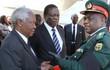 Quân đội thỏa hiệp với ông Mugabe, 'Cá sấu' trở lại Zimbabwe