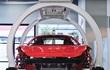 Ferrari truyền đam mê cho cả robot lắp ráp