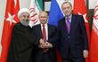 Nga-Thổ Nhĩ Kỳ-Iran đặt nền móng cho giải pháp chính trị ở Syria