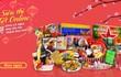 Siêu thị Tết Online Nemo.vn: Click có ngay, Ship tận tay, Thảnh thơi chơi Tết