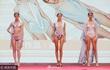 Chất lượng nghèo nàn của dàn người mẫu áo tắm quốc tế Trung Quốc khiến dân tình ngán ngẩm