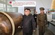 """Triều Tiên """"vô tình"""" lộ bí mật tên lửa trong những tấm ảnh mới công bố"""