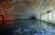 Hầm trú ẩn cho tàu ngầm hạt nhân Liên Xô đóng băng sau 3 thập kỷ