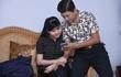 Người vợ kém 11 tuổi của nhạc sĩ 'Tình thơ' Hoài An lần đầu lộ diện bên chồng