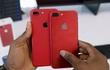 Lô Iphone 7 đỏ nhập lậu trị giá tiền tỷ bị tóm ở Nội Bài