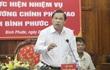 Chủ tịch tỉnh xin lỗi Thủ tướng, hứa sửa sai