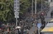 Cựu binh Trung Quốc biểu tình ngay Bắc Kinh