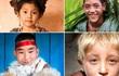23 bức ảnh ấn tượng về gương mặt đặc trưng của người dân trên khắp thế giới