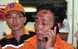 Vụ chìm tàu Hải Thành, 9 người mất tích: 'Các bác cứu bố cháu với'