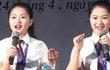 Nữ sinh viên ngành Luật gây ấn tượng với phong thái cực tự tin khi diễn thuyết