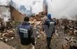 Xe chở đội tuần tra của OSCE phát nổ ở miền Đông Ukraine