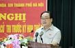 Bí thư Hà Nội: Sớm giải quyết tâm tư của dân sẽ giảm bức xúc