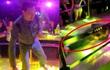 Tiết lộ hình ảnh nam diễn viên TVB đột tử ngay trên sân khấu