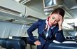 Việc tiếp viên hàng không đi dọc cabin có thể ẩn chứa một bí mật khó nói