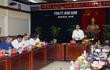 Bộ Chính trị kiểm tra công tác cán bộ tại tỉnh Bình Định