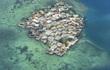 Hòn đảo chưa bằng một nửa diện tích sân bóng mà có tới 1.200 người sinh sống