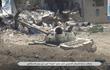 Giao chiến kinh hoàng ở Damascus, xe tăng phiến quân xung trận
