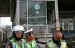 Nghi phạm IS mang dao đột nhập vào đồn cảnh sát Indonesia