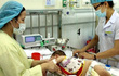 Hàng chục trẻ nhập viện vì viêm não Nhật Bản, nhiều bé chưa tiêm vắc xin