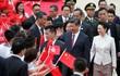 Chủ tịch Tập Cận Bình được bảo vệ chặt chẽ khi đến Hồng Kông