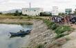Giăng lưới bắt cá phát hiện xác người trôi trên sông