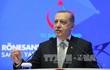 """Tổng thống Thổ Nhĩ Kỳ chỉ trích """"kẻ thù"""" thổi bùng căng thẳng vùng Vịnh"""