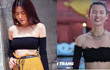 Mặc cùng một chiếc áo nhưng Cao Thiên Trang và Hoàng Thùy Linh khác nhau một trời một vực
