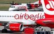 Air Berlin - Hãng hàng không lớn thứ hai Đức xin phá sản