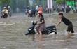 Dự báo thời tiết 23/8: Ảnh hưởng bão số 6, Hà Nội nguy cơ ngập