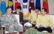 Ba tướng Mỹ cùng đến bán đảo Triều Tiên với thông điệp cứng rắn