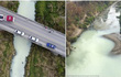 Mỹ: Dòng sông đột ngột chuyển thành màu trắng sữa khiến người dân không khỏi kinh ngạc