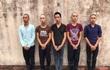 Bắt nhóm cướp táo tợn ở Phú Quốc