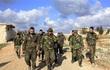 Quân đội Syria siết thòng lọng IS ở miền Trung, khủng bố tổn thất nặng
