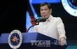 Nổ súng gần tư dinh Tổng thống Philippines