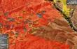 Quân Nga-Syria đánh thốc qua Euphrates, người Kurd đe tấn công trả đũa