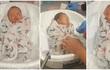 Tắm quấn – Cách tắm mới cho trẻ sơ sinh ở một bệnh viện Mỹ