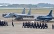 Nhật Bản chặn hàng trăm máy bay chiến đấu Nga trong 6 tháng qua