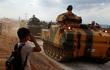 """Tổng thống Erdogan: Thổ Nhĩ Kỳ có """"kế hoạch chiến tranh riêng"""" ở Syria"""