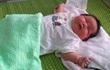 Câu chuyện thú vị về những em bé sơ sinh có cân nặng khổng lồ ở Việt Nam