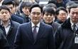Chưa biết có kháng cáo thành công hay không nhưng 'thái tử' Lee sẽ được trao 'ngôi báu' Chủ tịch Samsung vào tháng 4/2018?