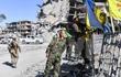 Quân đội Syria đập tan IS, chiếm dãy núi chiến lược tại Homs