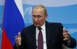 """Ông Putin ca ngợi Đại hội đảng Trung Quốc """"mở cửa"""" chưa từng có"""