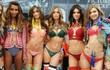 """Hậu trường Victoria's Secret Fashion Show: Thiên thần """"đấu đá"""" nhau giành đồ, người thì bị đuổi vì nói xấu Taylor Swift"""