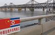 Cây cầu nối Triều Tiên và Trung Quốc bất ngờ bị đóng cửa