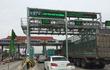 Bắt đầu thu giá không dừng tại trạm Quán Hàu